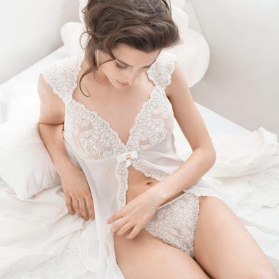 Cómo comprar lencería a una mujer